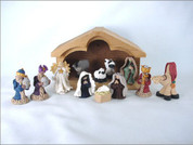 Nativity Scene Figurines