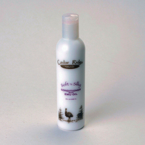 Soft 'n Silky Emu Oil Hair Conditioner