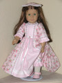 18 inch Doll Clothes for American Girl Dolls Felicity Roses Dots