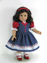 Handmade 18 inch doll clothes