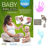 Save The Moment Inkless Hand and Foot Print Kit