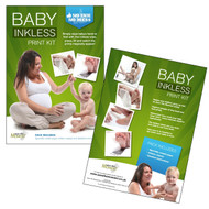 Save The Moment Deluxe Inkless Hand and Foot Print Kit