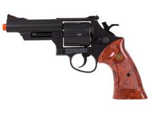 TSD UHC UG131B Airsoft Gas Revolver 4 inch