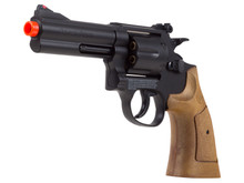 "TSD Sports Spring Revolver 933 4"" Barrel, Brown"