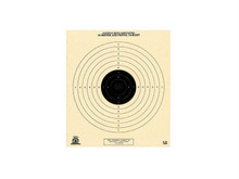 National Target Single Bull Center Air Pistol Target