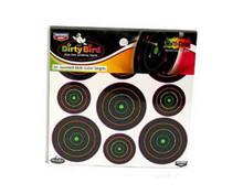 "Birchwood Casey Dirty Bird Targets, 2"" & 3"" Targets, 180ct"