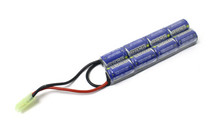 Intellect 9.6V 1200mAh NiMh Intellect Battery with Mini Tamiya connector