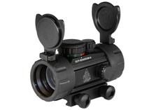 UTG 30mm Red/Green Dot Sight, Integral Picatinny Mounting Deck