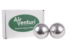 Air Venturi .45 Cal, 137 Grains, Round Ball, 100ct