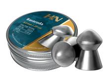 H&N Baracuda .20 Cal, 13.58 Grains, Round Nose, 250ct