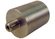 "Air Venturi Long 300 DIN Fitting, Male 1/8"" BSPP Threads"