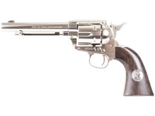 John Wayne Colt CO2 Pellet Revolver, Nickel