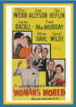 Woman's World (1954) DVD