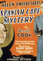 The Spanish Cape Mystery (1935) DVD