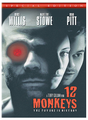 12 Monkeys (1995) DVD