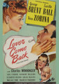 Lover Come Back (1946) DVD