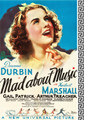 Mad About Music (1938) DVD