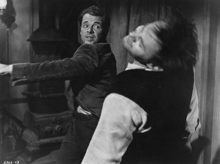 gunfight at comanche creek (1963)