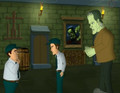 Abbott And Costello Meet The Monsters (2008) DVD