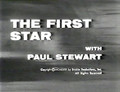 The First Star (1958) DVD
