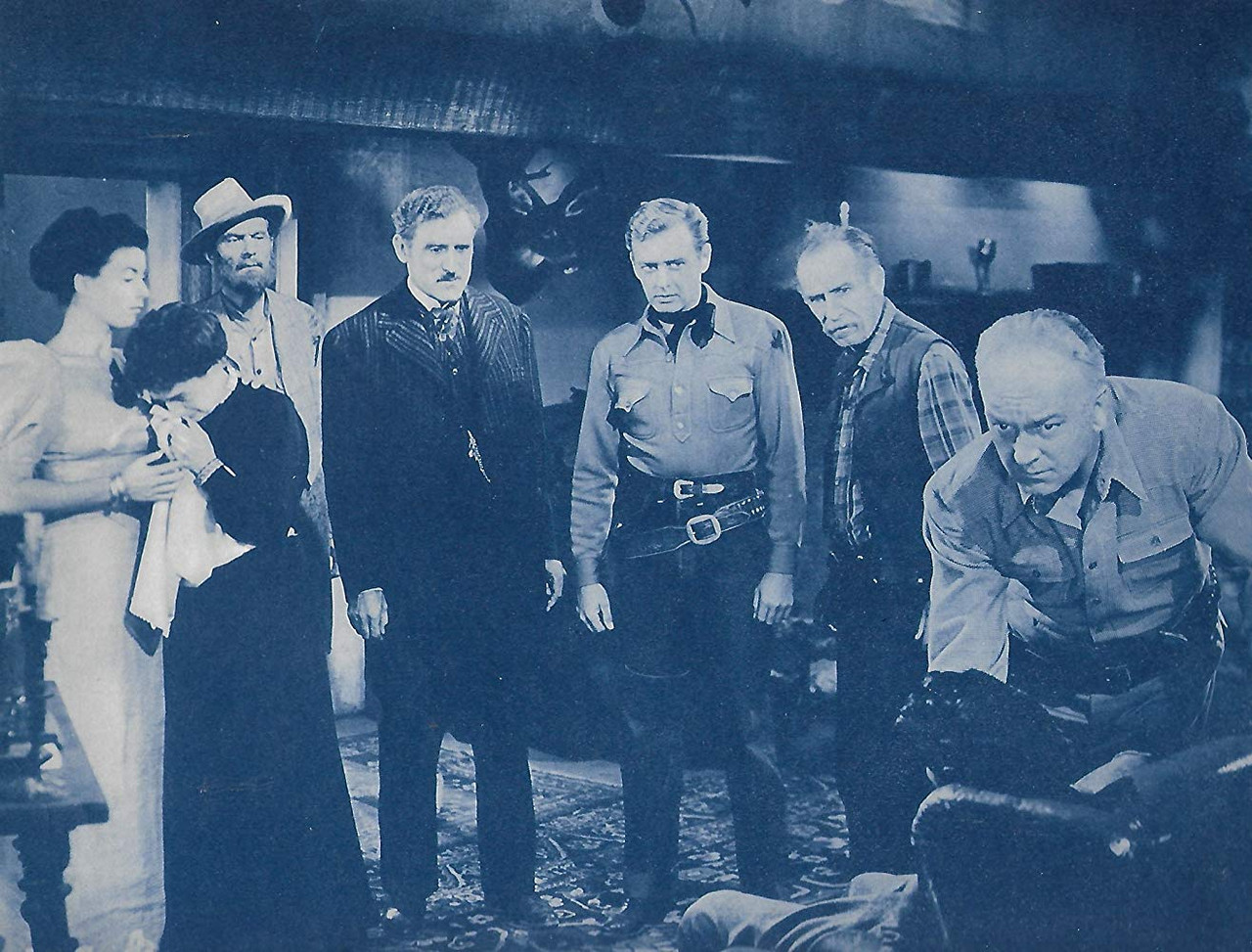 Classic Old Movie : Borrowed Trouble 1948
