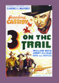 3 On The Trail (1936) DVD