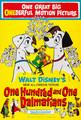 101 Dalmatians (1961) DVD