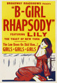B-Girl Rhapsody (1952) DVD