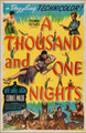 A Thousand And One Nights (1945) DVD