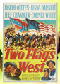 Two Flags West (1950) DVD