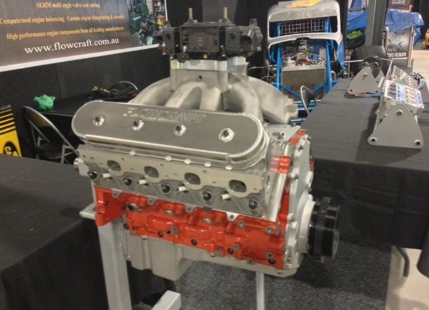 LSX 444ci Stroker Race Engine