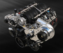 LS3 Procharged Crate Engine | LSX Stage 1 | 485KW/650HP