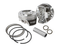"Diamond Racing LS 4.125"" Pistons Set 