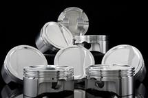 "Carillo CP Bullet LS 4.005"" Pistons Set | 4.00"" Stroke -8cc Dish Top"