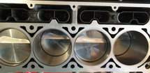LS Lunati 383ci LS1 Stroker Engine   High Comp Short Engine