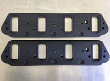LS 6.0L / 6.2L Supercharger Spacer Plates