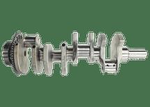 "Dart 8 Counterweight Billet 4340 Steel 4.00"" Crankshaft | 58x Reluctor"