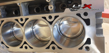 Dart LS Next SHP 427ci Supercharged Stroker 920hp   Long Motor   LSA Supercharged   9.5:1