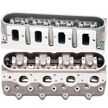 Brodix BP BR3 LS3 15 Degree CNC Ported Cylinder Heads | Assembled