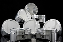 "Callies Compstar 6.125"" Rods & Carillo Bullet Pistons Set 