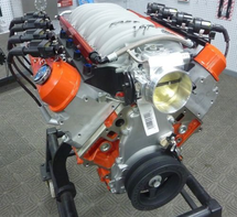 LSX 376 450HP N/A Crate Engine
