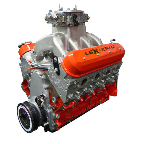 LSX 454R Crate Engine - LSX Performance Parts