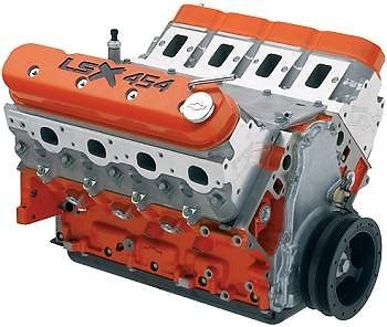 LSX 454 620 HP GM Performance Crate Engine | Naturally