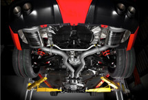 """Harrop Gen-F HSV Twin 3"""" Inch Factory Bi-Modal Cat Back Exhaust System"""