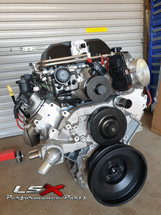 LSA 6.2L Supercharged Crate Engine | LSX Stage 1 | 535 Kw / 720 HP