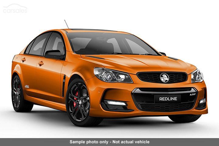 Holden Commodore SS V Redline - LSX Performance Parts