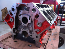 427ci LSX Stroker Race Engine - Short Motor