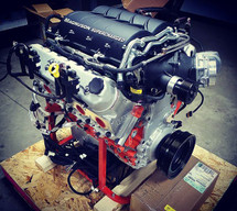 LSX 454ci Magnuson Heartbeat Supercharged High Performance Crate Engine Package