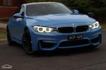 2014 BMW M4 F82 Auto