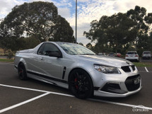 2016 HSV Gen F2 Maloo R8 LSA Manual